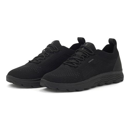 Geox U Spherica A - Sneakers - BLACK