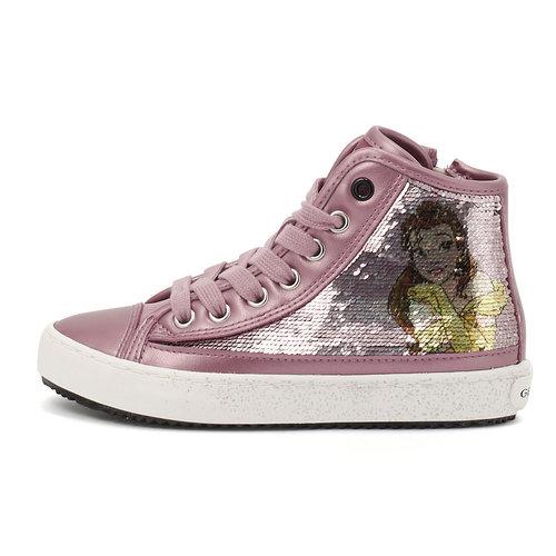 Geox J Kalispera G. D - Sneakers - DK ROSE