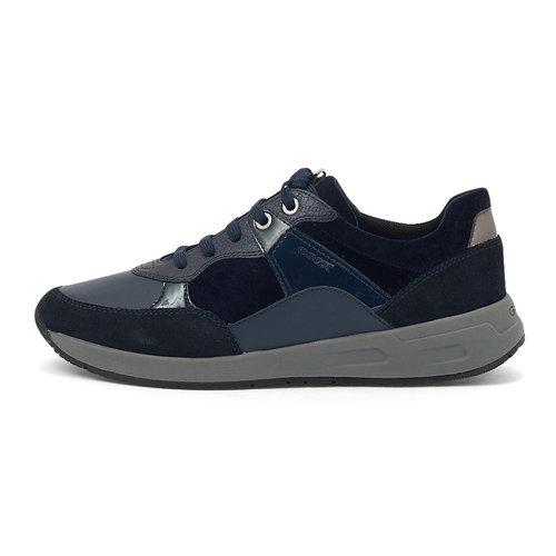 Geox D Bulmya B - Sneakers - NAVY
