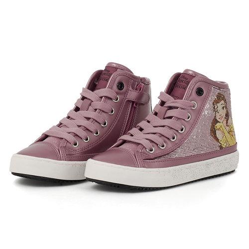 Geox J - Sneakers - DK ROSE