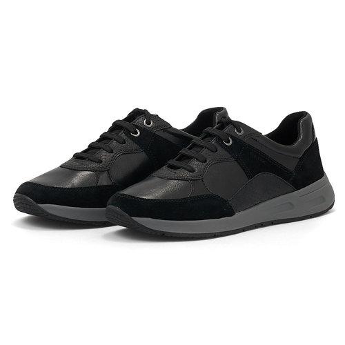 Geox D Bulmya B - Sneakers - BLACK
