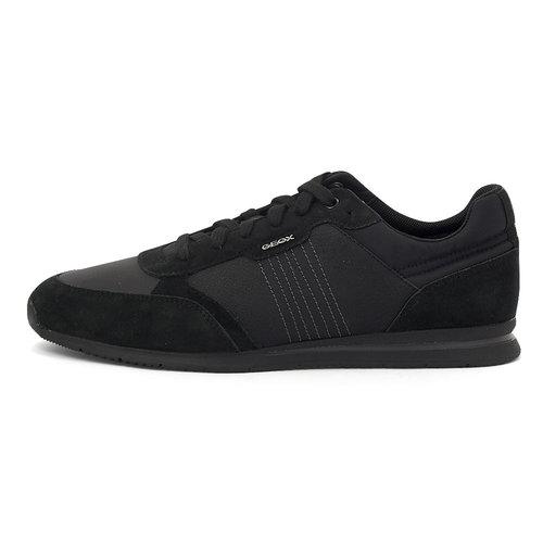 Geox U Edizione A - Sneakers - BLACK