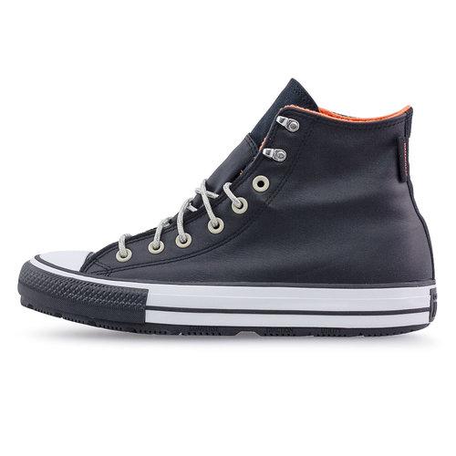 Converse Chuck Taylor Winter - Sneakers - BLACK/WHITE/BLACK