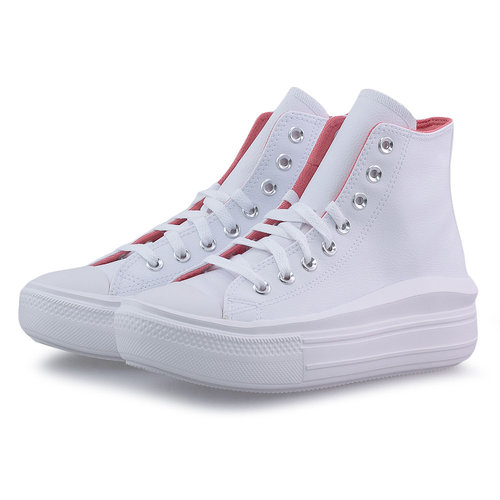 Converse Chuck Taylor Move - Sneakers - WHITE