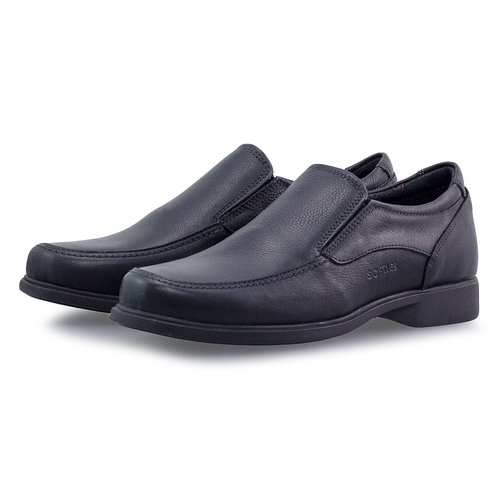 Softies - Brogues & Loafers - ΜΑΥΡΟ