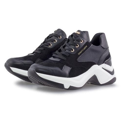 Renato Garini - Sneakers - ΜΑΥΡΟ