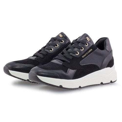 Renato Garini - Sneakers - OFF WHITE/BLACK