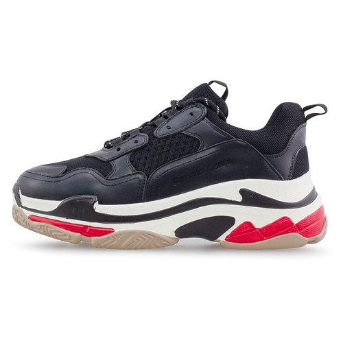 Renato Garini - Sneakers - BURGUNDY/FUCHSIA