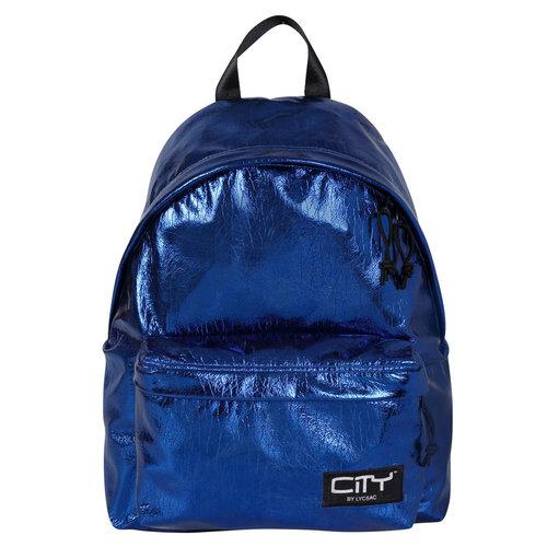 CITY-THE DROP CHIC BLUE LIMITED - Σχολικές Τσάντες - ΔΙΑΦΟΡΑ ΧΡΩΜΑΤΑ