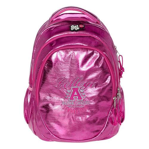 LYC ONE-PINK COLLEGE  Backpack - Σχολικές Τσάντες - ΔΙΑΦΟΡΑ ΧΡΩΜΑΤΑ