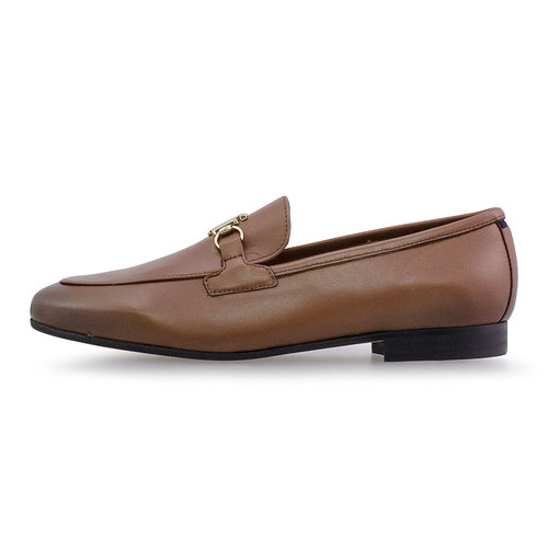 Tommy Hilfiger - Brogues & Loafers - WINTER COGNAC