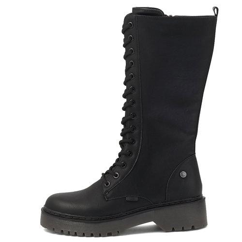 Xti - Μπότες - BLACK