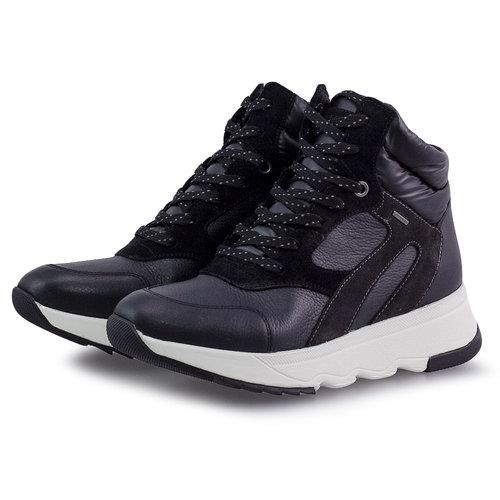 Geox D Falena B Abx B - Sneakers - BLACK