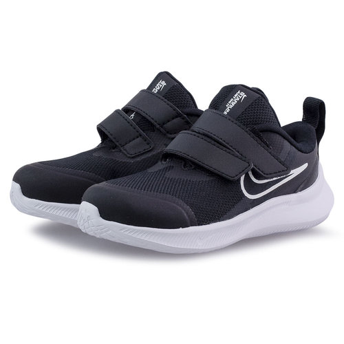 Nike Star Runner 3 - Αθλητικά - BLACK/DK SMOKE GREY