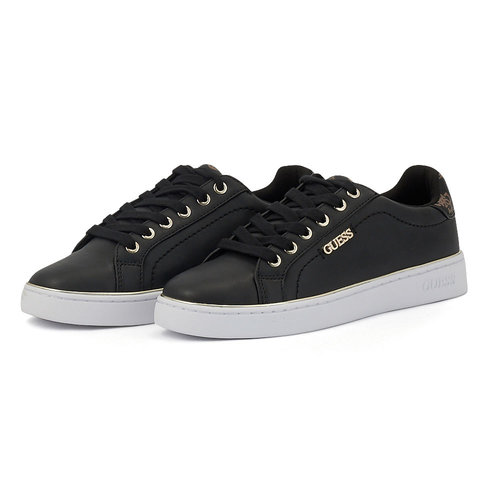 Guess Beckie - Sneakers - BLACK BRASS