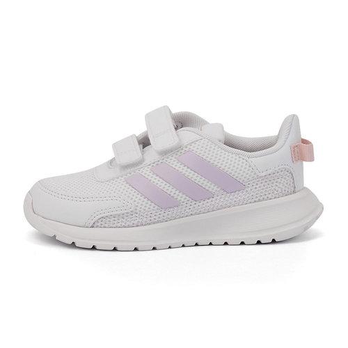 adidas Tensaur Run I - Αθλητικά - FTWR WHITE/PURPLE TINT
