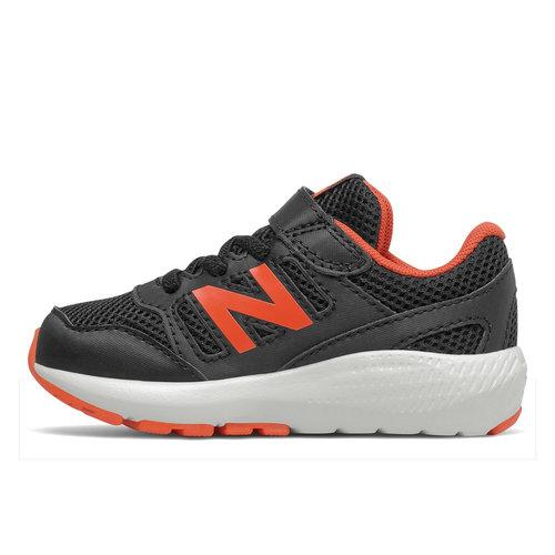 New Balance 570 - Αθλητικά - BLACK/ORANGE