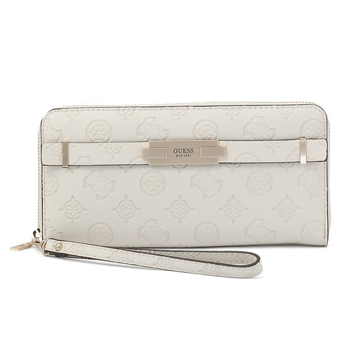 Guess Bea Slg Large - Πορτοφόλια - STONE