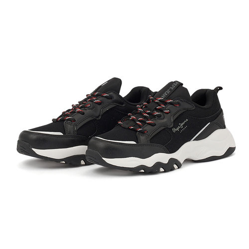 Pepe Jeans Monster - Sneakers - NBK/FUX/WH