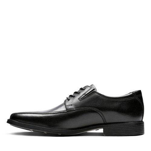 Clarks Tilden Walk - Brogues & Loafers - BLACK