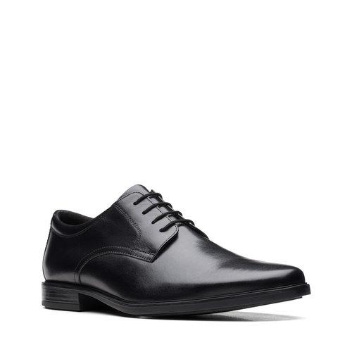 Clarks Howard Walk - Brogues & Loafers - BLACK