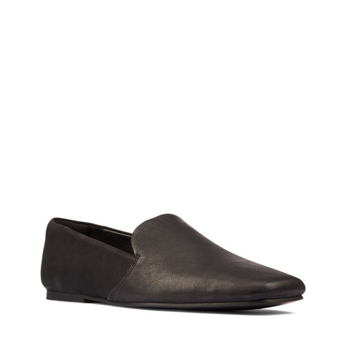 Clarks Pure Slip - Brogues & Loafers - BLACK