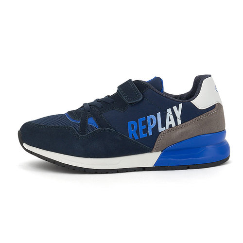 Replay - Αθλητικά - NAVY/ROYAL