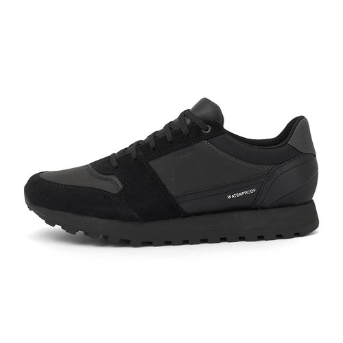 Geox U Ponente Bwpf A - Sneakers - BLACK