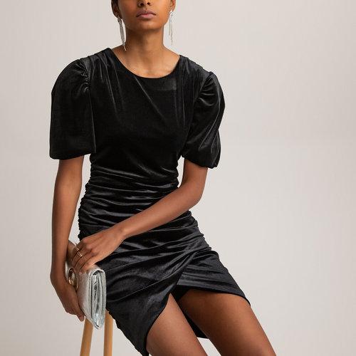 Εφαρμοστό φόρεμα - Φορέματα - ΜΑΥΡΟ