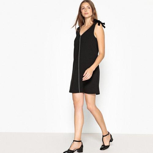 Ίσιο φόρεμα - Φορέματα - ΜΑΥΡΟ