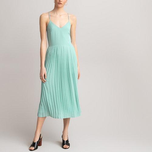 Μίντι φόρεμα - Φορέματα - ΜΠΛΕ