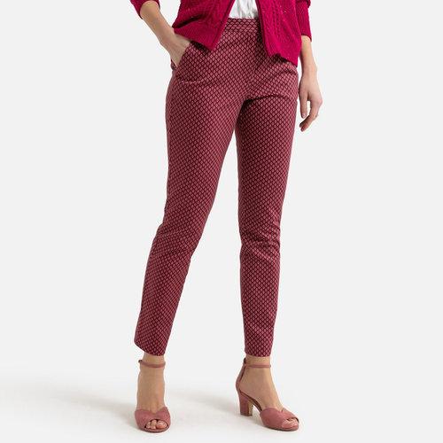 Εμπριμέ παντελόνι - Παντελόνια - GEOMETRIC PRINT