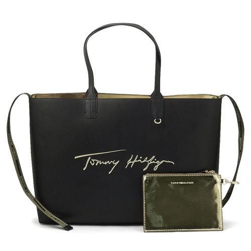Tommy Hilfiger - Τσάντες - BLACK