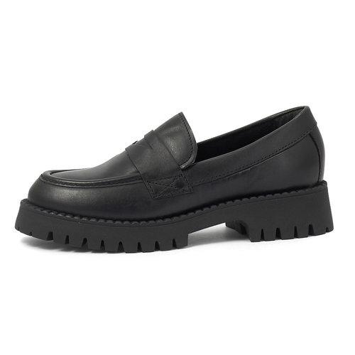Tamaris - Brogues & Loafers - BLACK