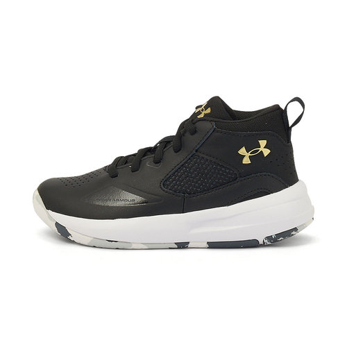 Under Armour PS Lockdown 5 - Αθλητικά - BLACK/WHITE
