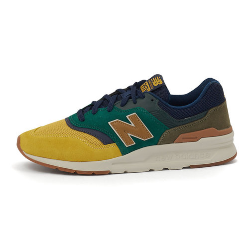 New Balance 997H - Sneakers - NORWAY SPRUCE