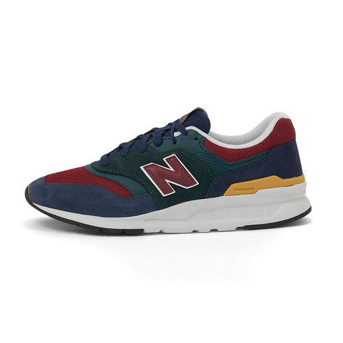 New Balance 997H - Sneakers - BLACK EMERALD