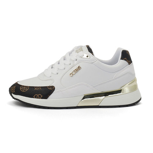 Guess Moxea - Sneakers - WHITE