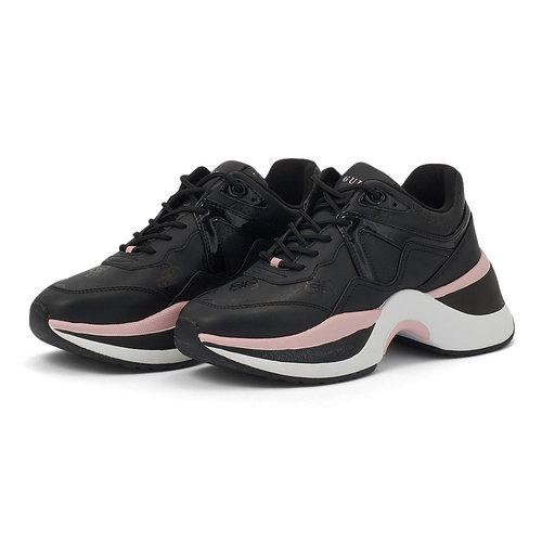 Guess Joehle - Sneakers - BLACK