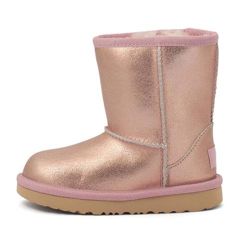 Ugg T CLASSIC II METALLIC - Μπότες - ROSE GOLD