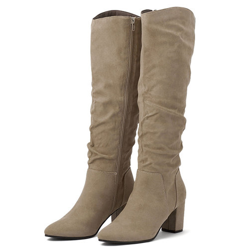 Sprox - Μπότες - BEIGE