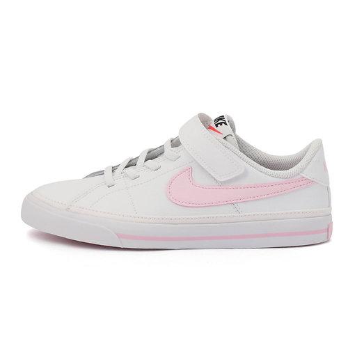 Nike Court Legacy - Αθλητικά - WHITE/PINK FOAM