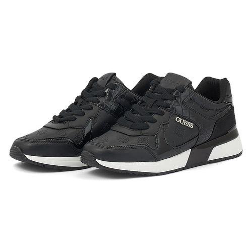 Guess Maybel - Sneakers - BLACK/BLACK