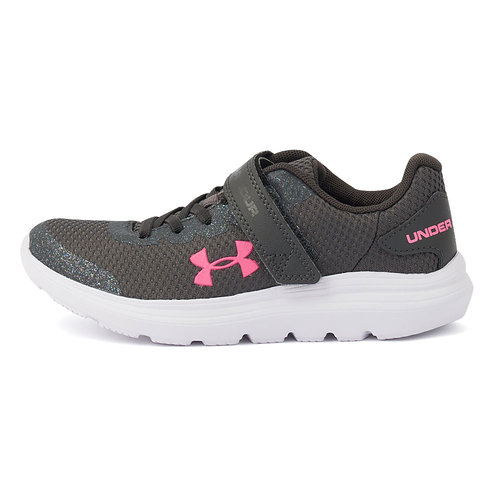 Under Armour PS Surge 2 AC - Αθλητικά - JET GRAY/WHITE