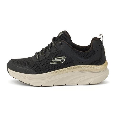 Skechers Skechers Shoe - Sneakers - ΜΑΥΡΟ/ΧΡΥΣΟ