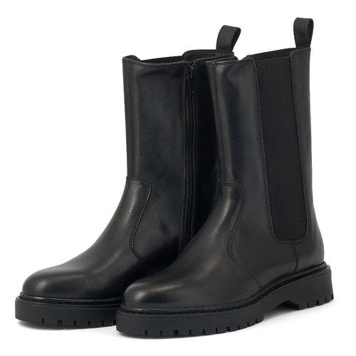 Geox D Bleyze G - Μπότες - BLACK