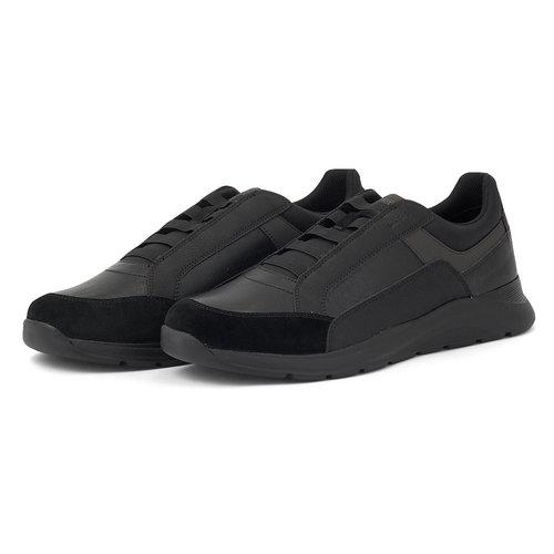 Geox U Damiano D - Sneakers - BLACK