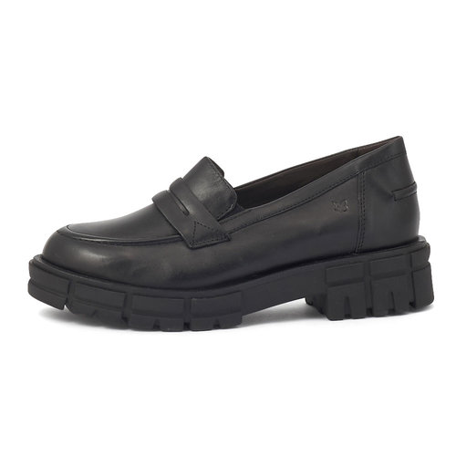 Caprice - Brogues & Loafers - BLACK