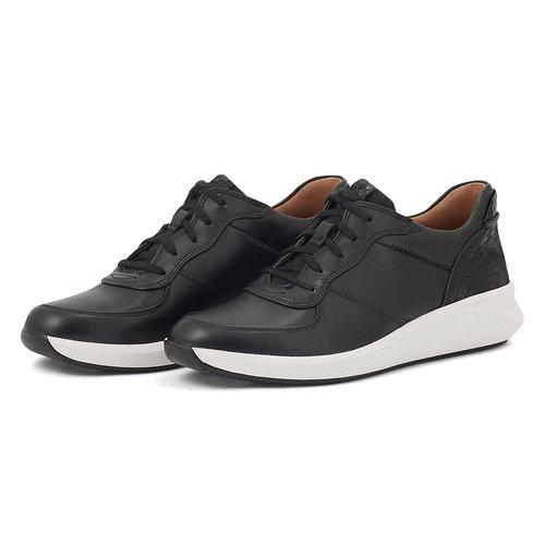 Clarks Un Rio Sprint - Sneakers - BLACK