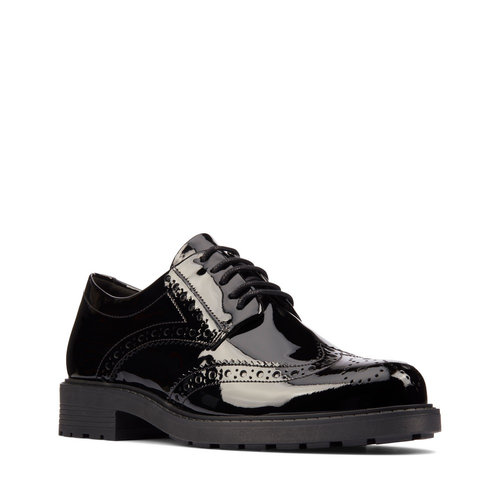 Clarks Orinoco2 Limit - Brogues & Loafers - BLACK